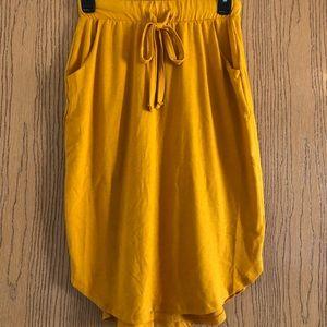 Weekend skirt